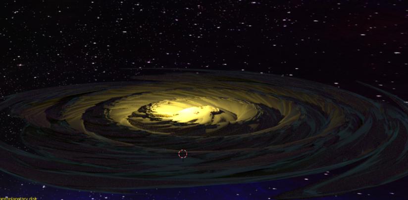 protoplanetary draft 1